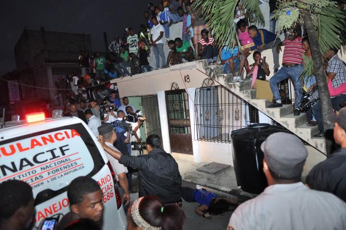 Litis por una vivienda deja un saldo de tres muertos en sector Los Guaricanos