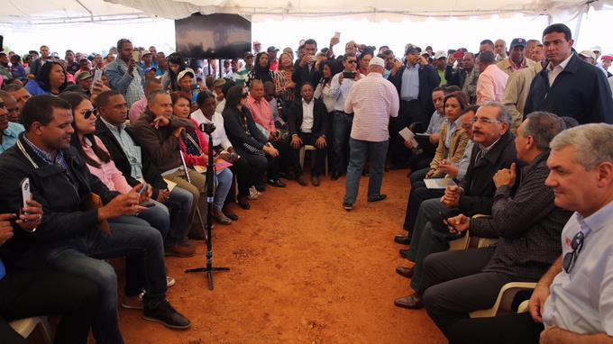 DM visita SJM y Azua para lanzamiento proyecto de rescate bosques y ríos RD