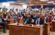 Senado haitiano aprueba el plan de gobierno del primer ministro