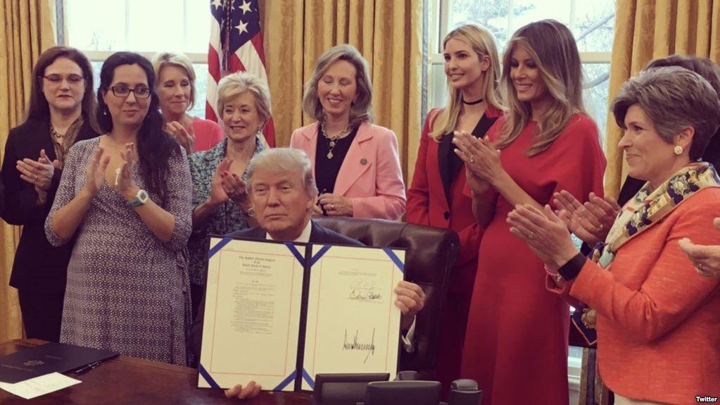 EEUU: Gobierno promete trabajar por empoderamiento de la mujer
