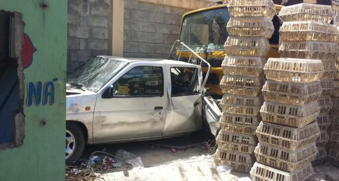 Un muerto y 18 heridos, saldo oficial de un accidente este sábado en Samaná