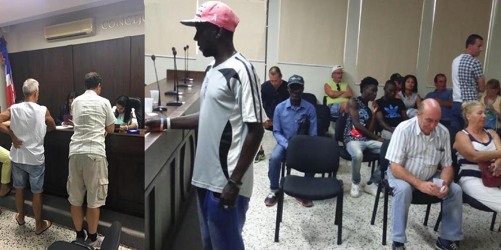 Migración regulariza cientos de extranjeros residentes en Puerto Plata