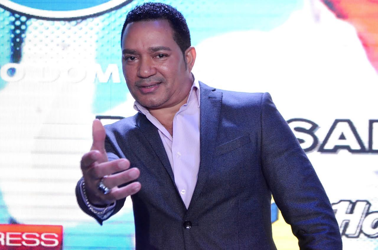 Frank Reyes actuará junto a la Sinfónica del Cibao