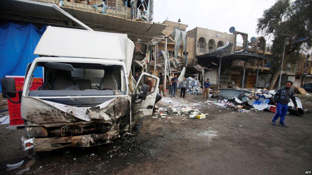 IRAK: Coche bomba causa 23 muertos y 45 heridos