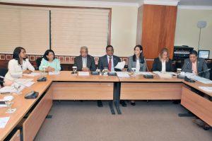 Hacienda y ETED explican a diputados nuevos proyectos