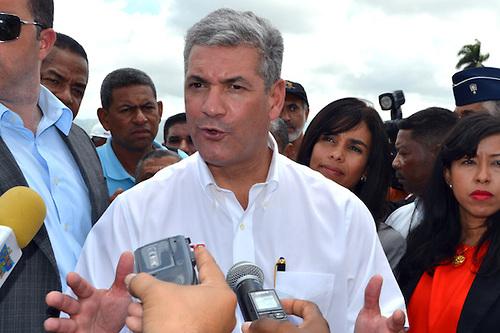 Ministro aclara inhabilitación Odebretch en R. Dom. depende de fallo tribunales