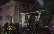 Una mujer muerta y varios bomberos heridos en incendio en Staten Island
