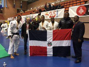 Judocas RD ganan oro en torneo de Barcelona