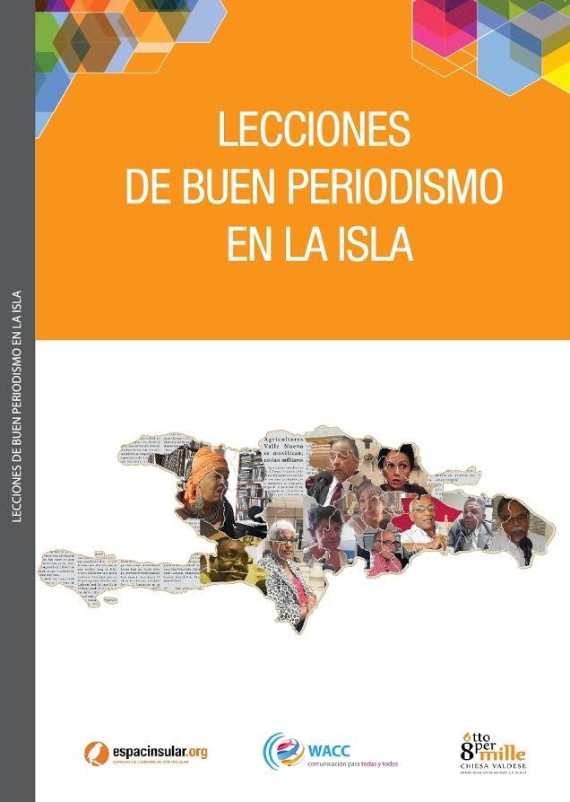 Espacinsular presenta libro Lecciones de buen periodismo en la isla