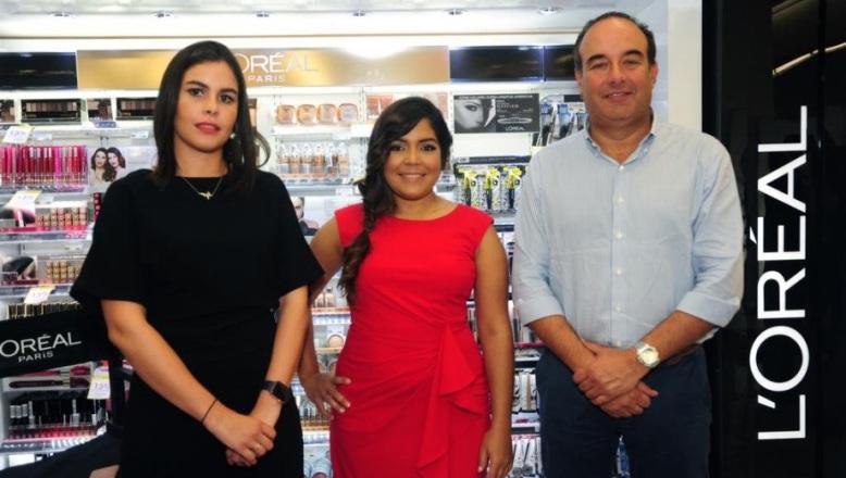 L'Oréal París participa en feria de belleza