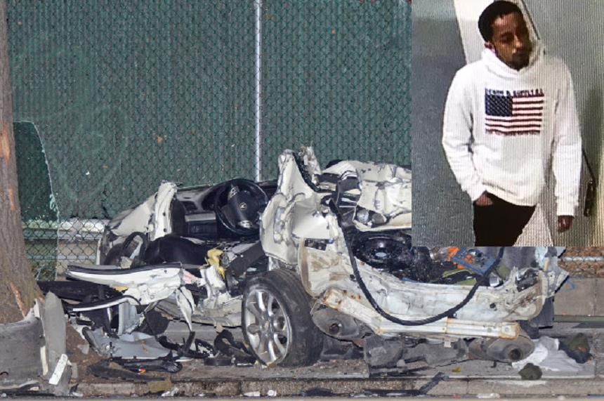Fallece dominicano que sufrió el domingo aparatoso accidente
