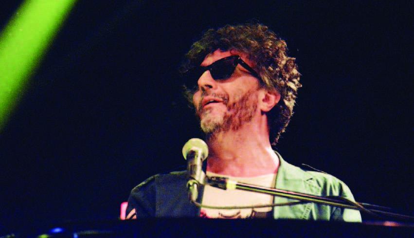 Fito Páez deslumbra en Hard Rock Live