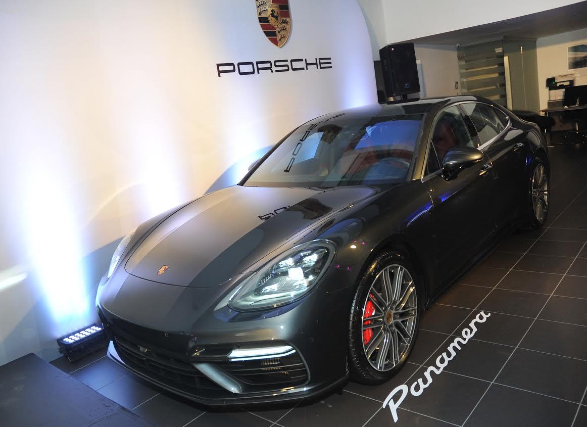 El nuevo Porsche Panamera