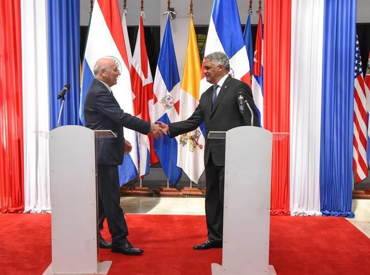 Paraguay elimina requisito de visado para viajeros dominicanos