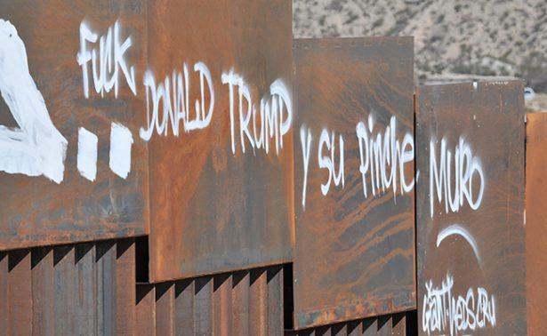 Estadounidenses desaprueban recortes de Trump, muro y relación con Rusia