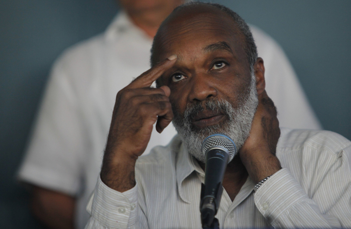 HAITI: Autopsia revela que René Préval murió por enfermedad pulmonar crónica