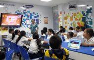 Estudiantes mejoran rendimiento con nuevas tecnologías de Samsung