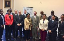 WASHINGTON: Embajador RD en agenda Ley Estratégica EU-Caribe