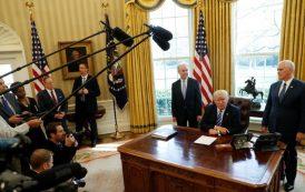 Trump intentará otra reforma de salud en el futuro