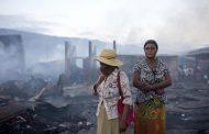 Incendio destruye mercado en capital de Haití