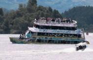 COLOMBIA: Aumenta a 10 el número de muertos en naufragio barco turístico