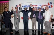 Reverendo Rubén Díaz recibe apoyo de principales  líderes dominicanos