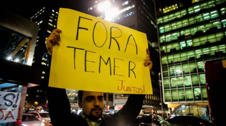 BRASIL: Se reanuda juicio que puede acabar con la presidencia de Temer