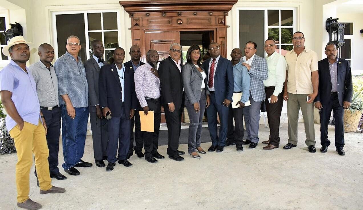 Alcaldías de la frontera RD-Haití formalizan comité intermunicipal