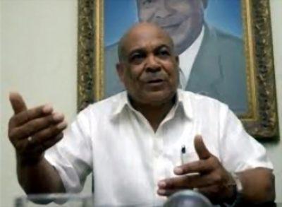 Dice caducó este jueves la vigencia de presidencia de Vargas en el PRD