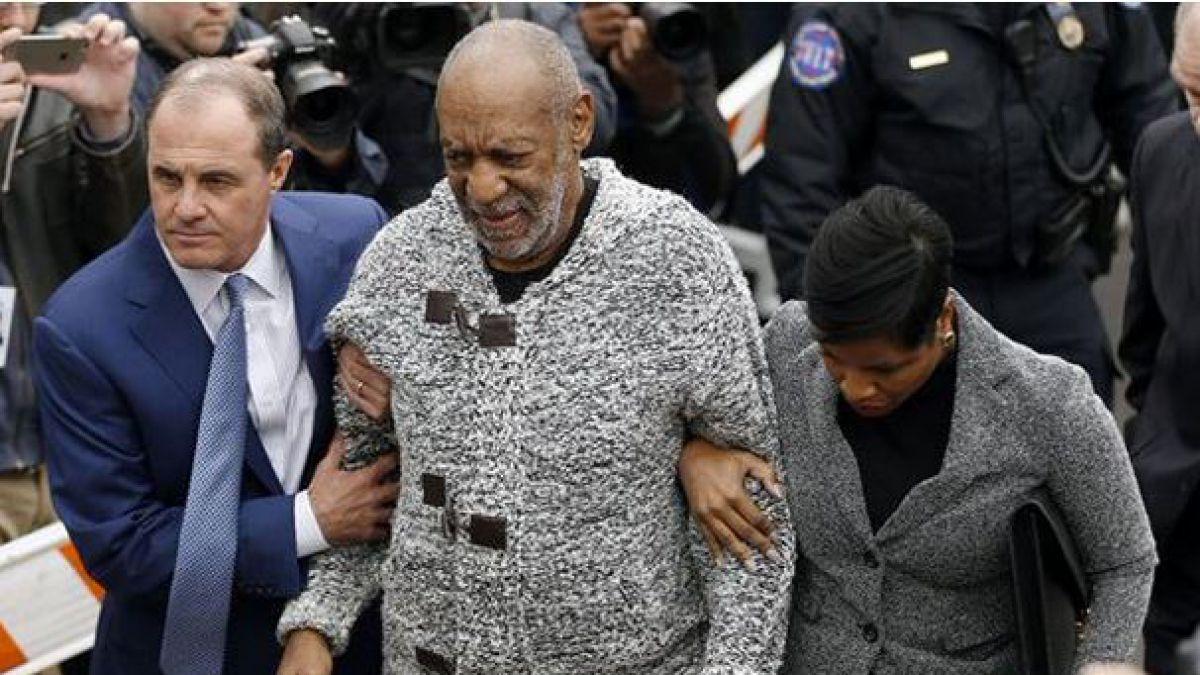 WASHINGTON: Declaran nulo juicio a Bill Cosby por supuesto abuso sexual