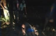 EL SEIBO: Encuentran dos cadáveres en una fosa conmúltiples heridas de bala