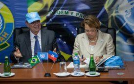 HAITI: Canciller brasileño asiste al último relevo de sus tropas en la Minustah