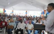 PRM reunió este jueves a dirigentes de varios municipios