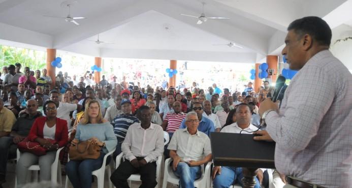 PRM reunirá este jueves a dirigentes de varios municipios