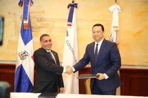 Contraloría General y el Instituto de Auditores Internos  firman acuerdo