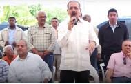El Presidente se reúne con pescadores y arroceros de Hato Mayor y El Seibo