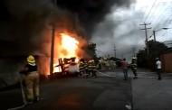 Bomberos sofocan incendio próximo a la Refinería Dominicana de Petróleo