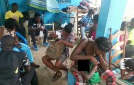 DAJABON: Detienen en una casa a 41 indocumentados haitianos y a 2 criollos
