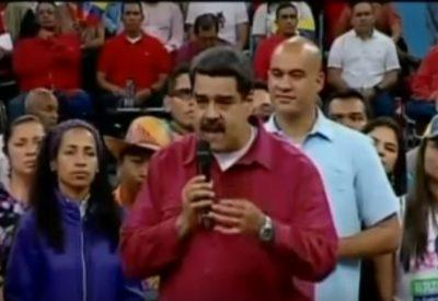 VENEZUELA: Gobierno Maduro ve EEUU y Canadá intentan socavar diálogo