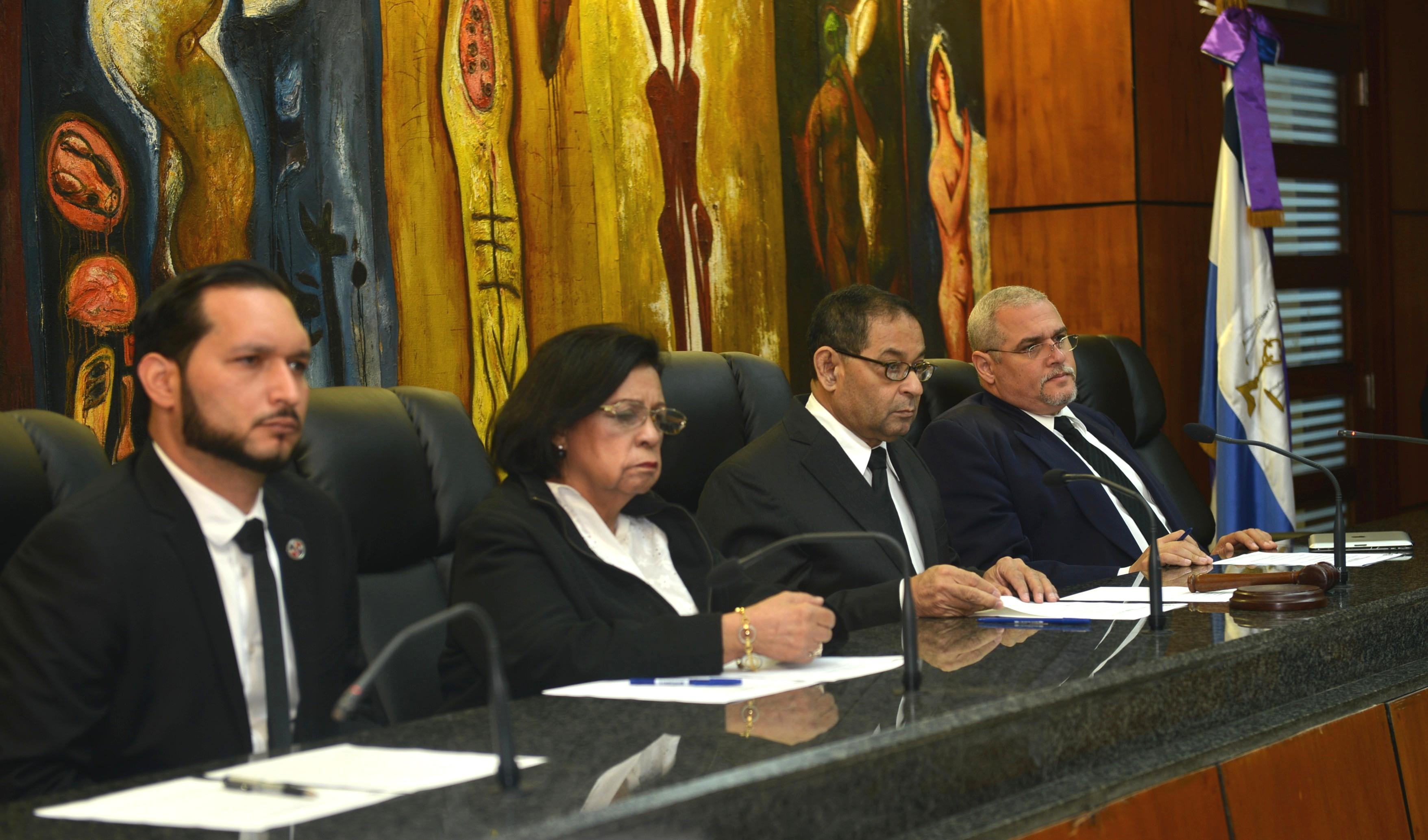 Consejo del Poder Judicial destituye a dos jueces que cometieron faltas graves