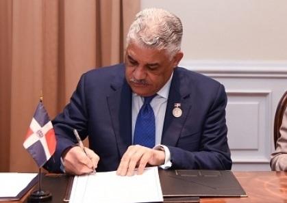 R. Dominicana reitera a los EE.UU. que favorece la conciliación en Venezuela