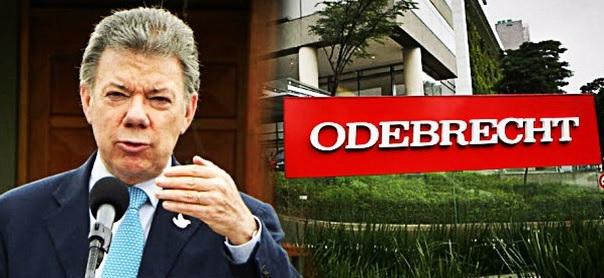 Odebrecht confirma pagó un millón de dólares a última campaña de Santos