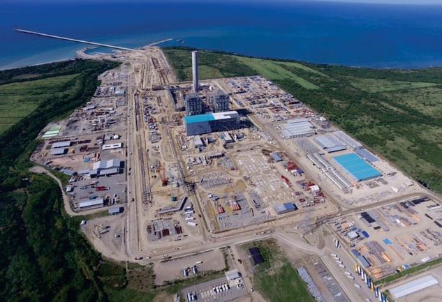 Entraría en operación en octubre 2018 la primera unidad de planta Punta Catalina