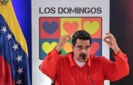 """Nicolás Maduro pide """"insurrección"""" en caso de que afecten su gobierno"""