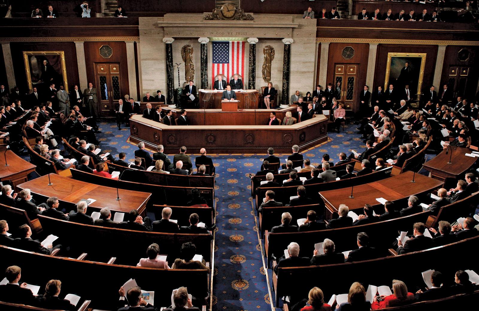 EEUU: Senado aprueba presupuesto US$4 billones