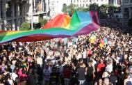Gays inundan a Madrid