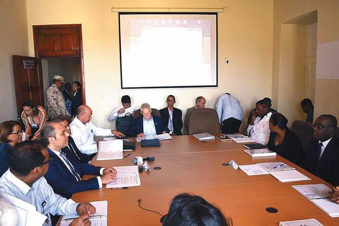 RD y Haití difieren en el método para controlar irregularidades aduanales