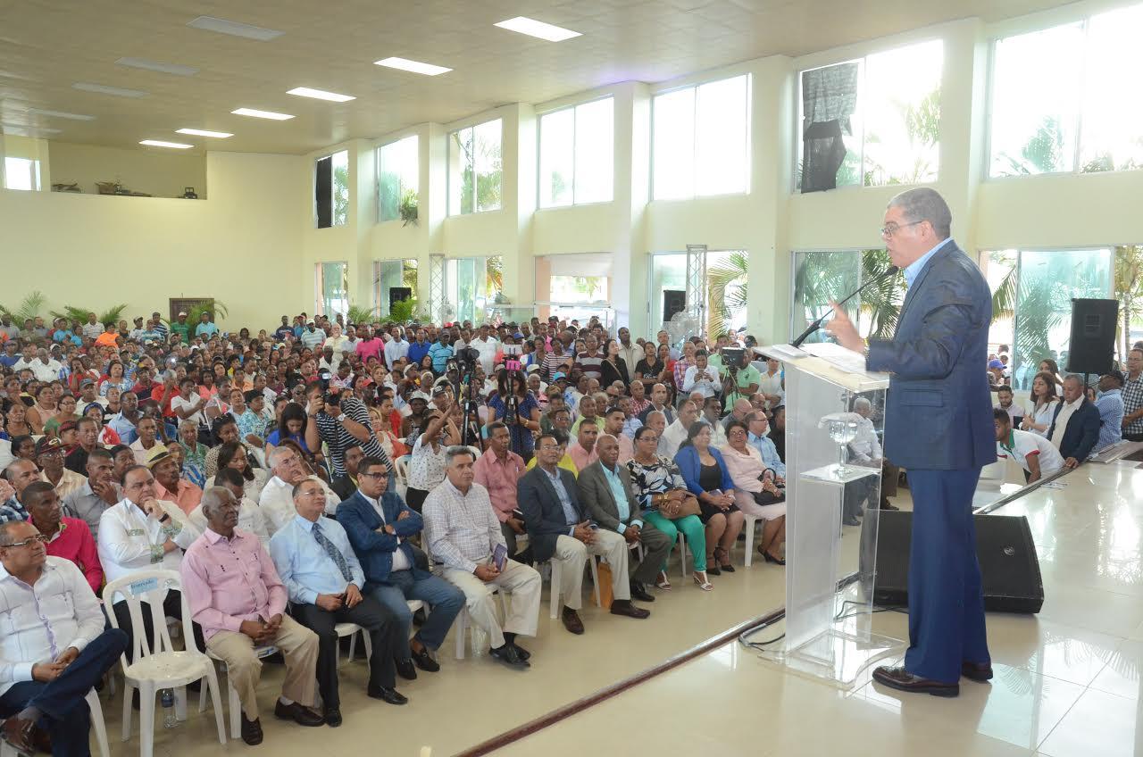 SAN JUAN: Gobierno invierte $12 mil millones en obras de desarrollo