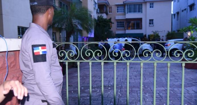 Asesinaron a una pareja de ancianos cerca destacamento policial en Gascue
