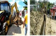 LOS ALCARRIZOS: Gobierno lleva agua potable a 12 mil personas